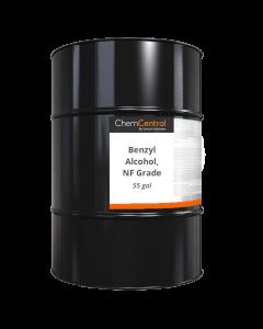 Benzyl Alcohol, NF Grade - 55 Gallon Drum