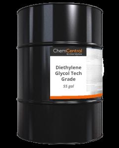 Diethylene Glycol, Technical Grade - 55 Gallon Drum