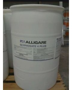 Glyphosate 4 Plus Herbicide 41% - 30 Gallon Drum