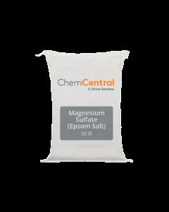 Magnesium Sulfate (Epsom Salt) - 50 lb Bag