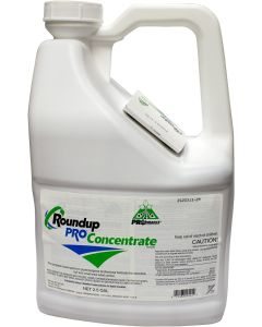 Roundup PRO™ Concentrate Herbicide - 2.5 Gallons
