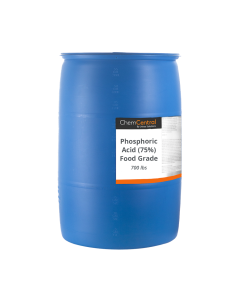 Phosphoric Acid (75%)  Food Grade - 700 lb Drum