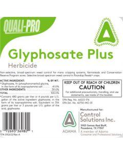 Quali-Pro Glyphosate Plus Herbicide 41% - 30 Gallon Drum