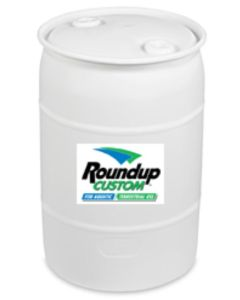 Roundup Custom™ Aquatic & Terrestial Herbicide - 30 Gallon Drum