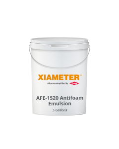XIAMETER™ AFE-1520 Antifoam Emulsion - 5 Gallon Pail