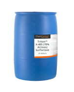 Triton™ X-405 (70% Actives) Surfactant - 55 Gallon Drum